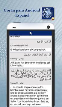 Corán Español apk screenshot