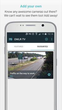 OWLR TV - the world's webcams screenshot 3