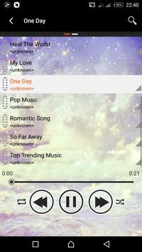 Mp3 Music Player screenshot 2