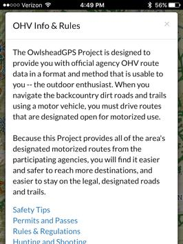 OwlsheadGPS Project screenshot 4