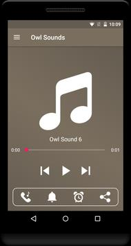 Owl Sounds screenshot 1