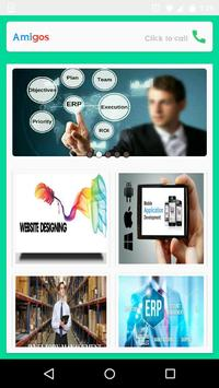 Amigos SW & Mobile Development poster