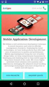 Amigos SW & Mobile Development screenshot 2