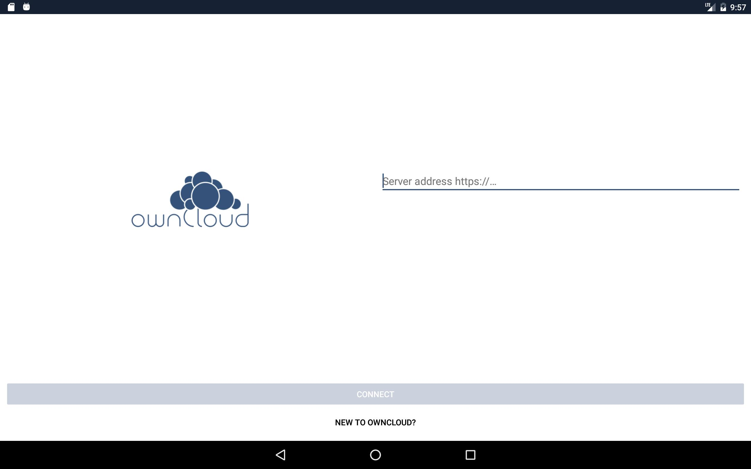 ownCloud Beta for Android - APK Download