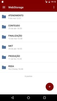 WebStorage Academia de Filmes screenshot 1