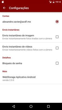 WebStorage Academia de Filmes screenshot 3