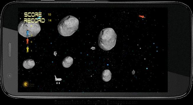 Space Rescue FREE apk screenshot