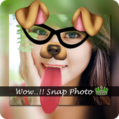 Snap Photo Filters & Stickers icon
