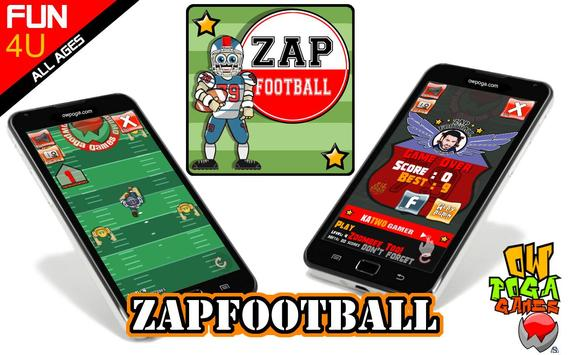 Zap FootBall Tribute poster