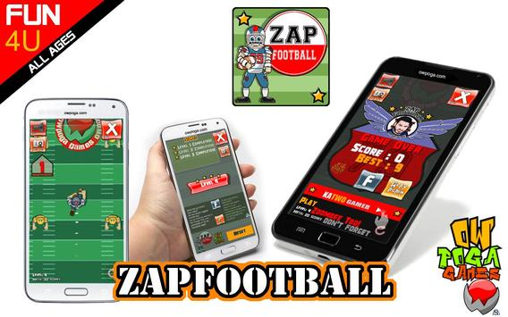 Zap FootBall Tribute apk screenshot