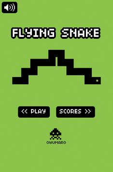 Flying Snake poster