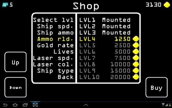 Space Grinder screenshot 4