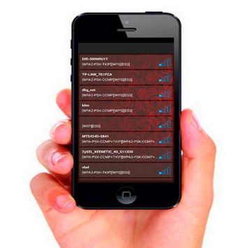 Hacker Wi-Fi For Phone Joke screenshot 1
