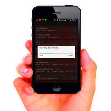 Hacker Wi-Fi For Phone Joke screenshot 2