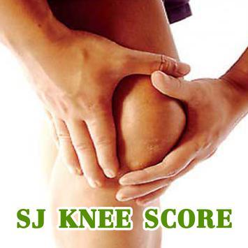 Sj Knee Score poster