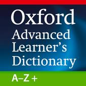 Oxford Advanced Learner's A-Z+ icon