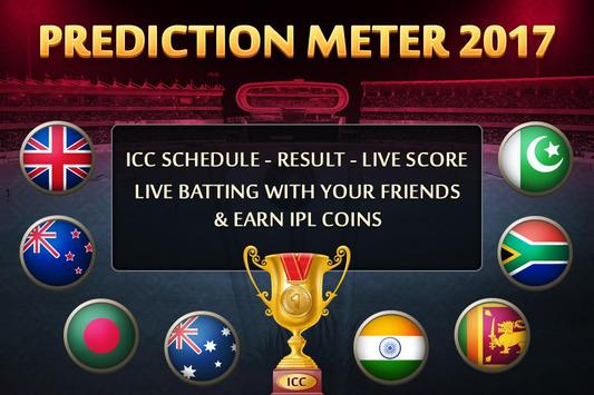 Prediction Meter 2017 poster