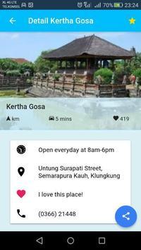 Klungkung Tourism apk screenshot