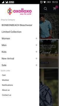 Oxolloxo - Online Shopping App screenshot 2