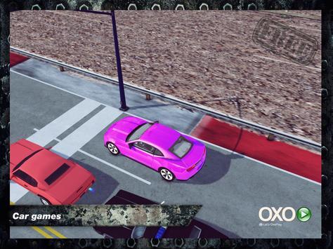 Driving 3D Classic Muscle Car apk screenshot