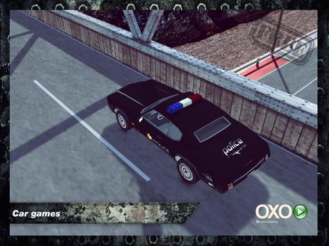 3D NYPD Police Car Play Free apk screenshot