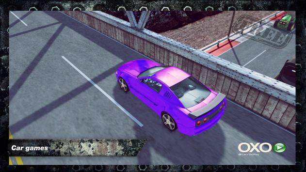 Legendary 3D Ford Mustang Car apk screenshot