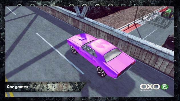Drive an 3D Old Racecar FREE apk screenshot