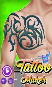 Tattoo Designs Studio poster