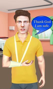Bone Doctor Wrist Surgery: Doctor Operation Games apk screenshot