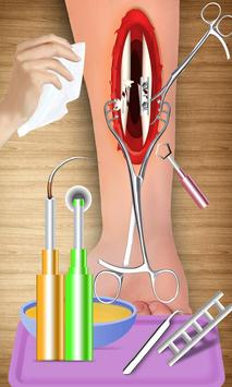 Arm Bone Doctor: Hospital Games & Surgery Games apk screenshot
