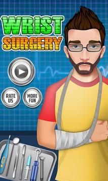 Wrist Surgery Bone Doctor apk screenshot