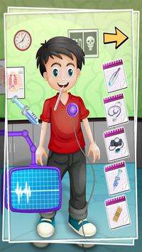 Doctor Office 2017 - Kids Game apk screenshot