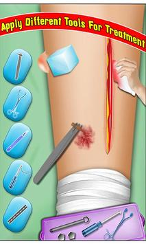 Bone Doctor Leg Surgery apk screenshot
