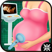 Pregnant Mommy Bone Surgery icon