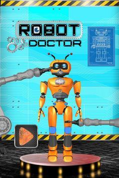 Crazy Robot Surgery Simulator poster