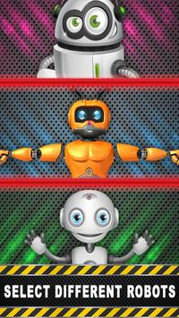 Crazy Robot Surgery Simulator apk screenshot