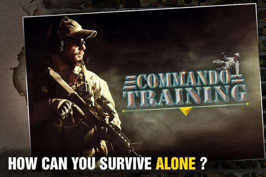 Para Commando Boot Camp Training: Army Games poster