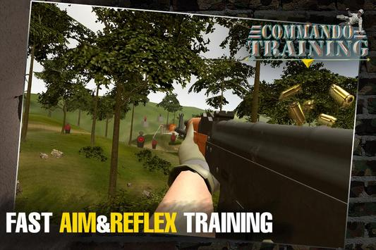 Para Commando Boot Camp Training: Army Games apk screenshot