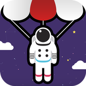 Escape from the planet icon