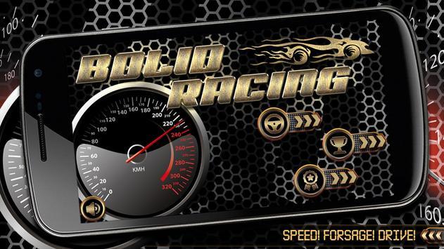 Bolid Racing poster