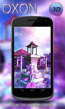 Dreams World 3D Live Wallpaper poster
