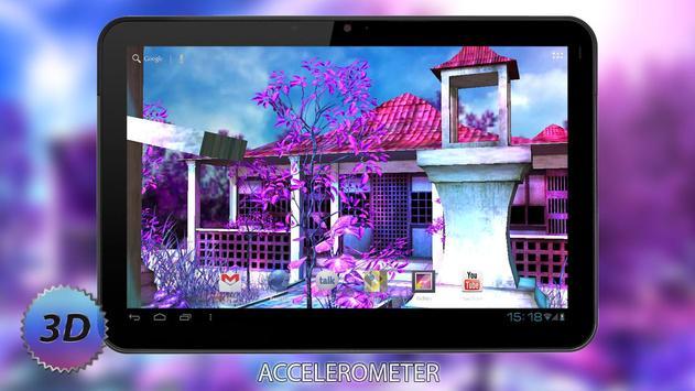 Dreams World 3D Live Wallpaper apk screenshot