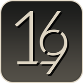 16/9 icon