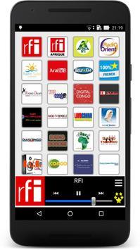 Radio Francophonie screenshot 2