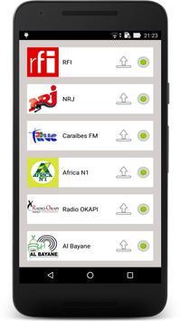 Radio Francophonie screenshot 4