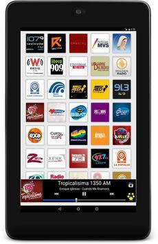 Radio Mexico apk screenshot