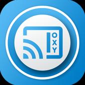 Oxycast Tv - Webcast, Iptvcast & Localcast icon