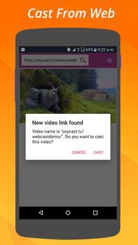 Oxycast Tv - Webcast, Iptvcast & Localcast screenshot 5