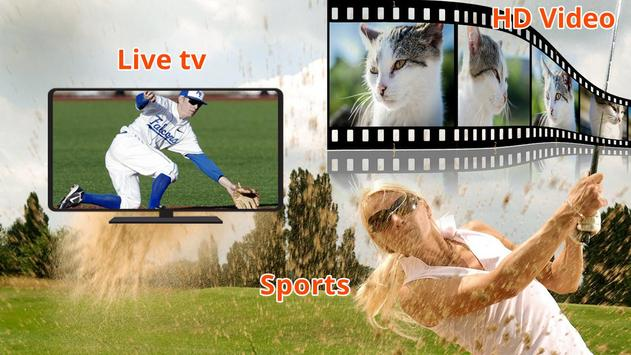 Oxycast Tv - Webcast, Iptvcast & Localcast poster