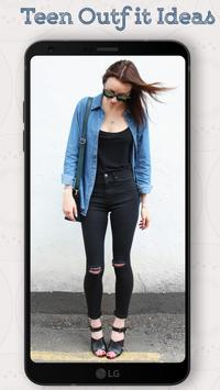 Teen Outfit Ideas 2018 - New Outfits Everyday screenshot 3